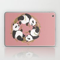 Panda dreams Laptop & iPad Skin