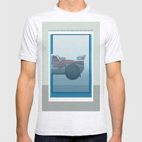 Lancia 037 Mens Fitted Tee Ash Grey SMALL