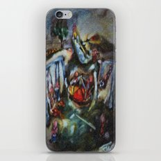 park iPhone & iPod Skin