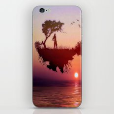 LANDSCAPE - Solitary sister iPhone & iPod Skin