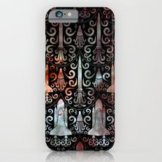Rocket Science Damask Slim Case iPhone 6s