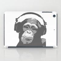 DJ MONKEY iPad Case