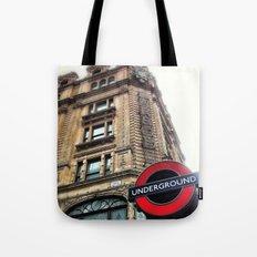 Harrods, London Tote Bag