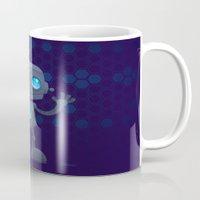 Waving Robot Mug