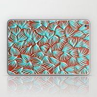 Hand Drawn and Digital Pattern Print Laptop & iPad Skin