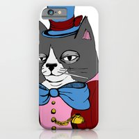 Dignified Cat iPhone 6 Slim Case