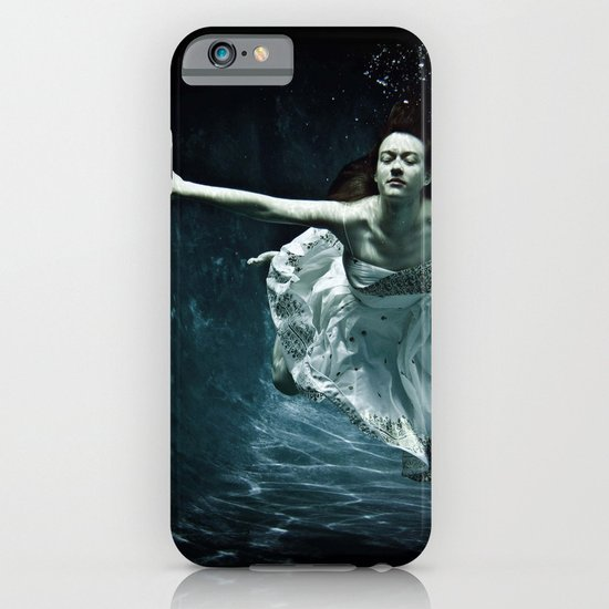 abyss of the disheartened : girl I iPhone & iPod Case