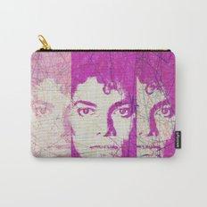 Pop art Michael Carry-All Pouch
