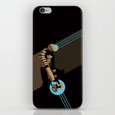 The Engineer iPhone & iPod Skin