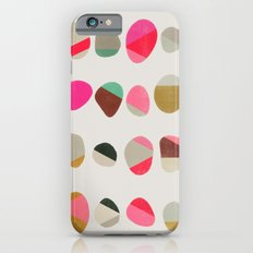 painted pebbles 1 Slim Case iPhone 6s