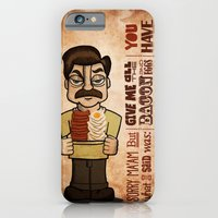 Ron Swanson 4 iPhone 6 Slim Case