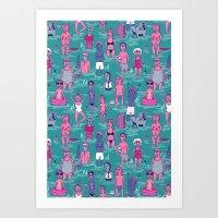 Seafarers Art Print