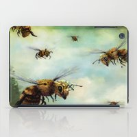 Crown of Bees iPad Case