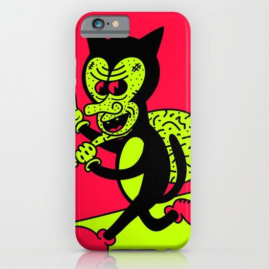 THE CAT BURGLAR. iPhone & iPod Case