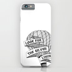 Look for the silver lining iPhone 6s Slim Case