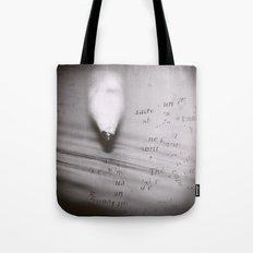 Pencil Dilemma Tote Bag