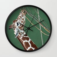 Hello There! Wall Clock