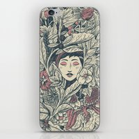 Ecstasy & Decay iPhone & iPod Skin