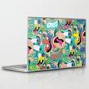 Weird Pattern Laptop & iPad Skin