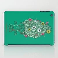 Troll of Nature iPad Case