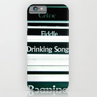 Drinking Songs & Bagpipes iPhone 6 Slim Case