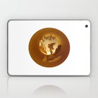 Far North. Owl (Grand Nord. Chouette) Laptop & iPad Skin