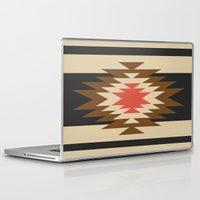 aztec Laptop & iPad Skins featuring Aztec 1 by Aztec