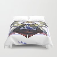 Team Free Will Duvet Cover