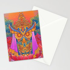 Goddess of the Night Stationery Cards