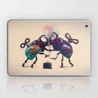 Fight Laptop & iPad Skin