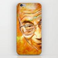 Dalai Lama - Quote iPhone & iPod Skin