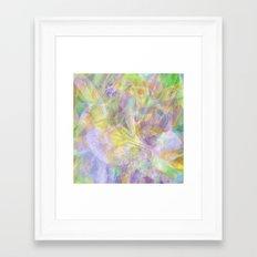 Floral Joy Framed Art Print