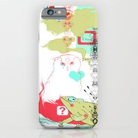 iPhone & iPod Case featuring Funky s*!t by Arron Lindsay