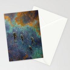 Viaje al espacio 2 Stationery Cards