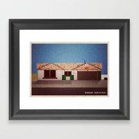 Breaking Bad - Caballo S… Framed Art Print