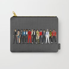 King Jackson Pop Music Fashion LV Carry-All Pouch