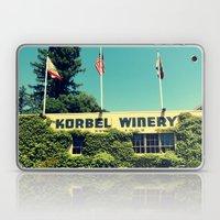 Korbel Winery Laptop & iPad Skin