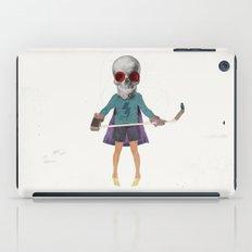 Superhero #9 iPad Case
