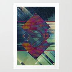 Phone Creation 1 Art Print