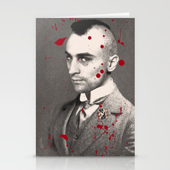 TRAVIS BICKLE Stationery Card