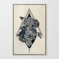 Occult II Canvas Print