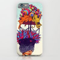 iPhone & iPod Case featuring Full head by zansky