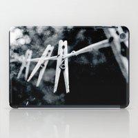 Night Laundry iPad Case