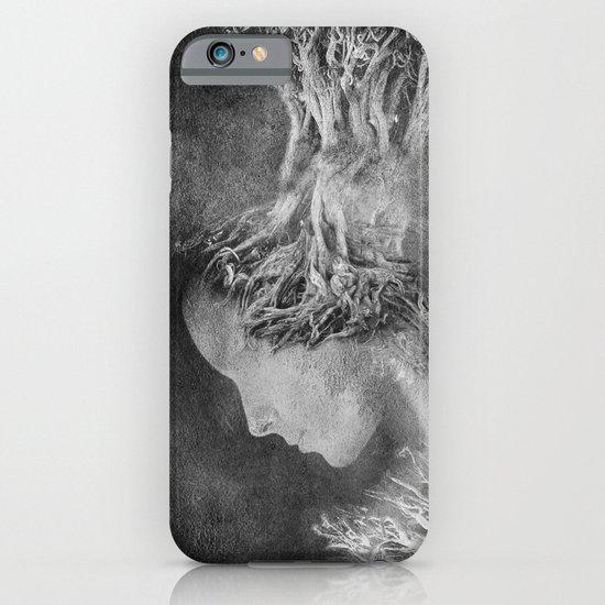 Dark portrait II iPhone & iPod Case