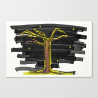 Tree#2 Canvas Print