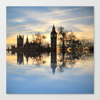 Westminster woods Canvas Print