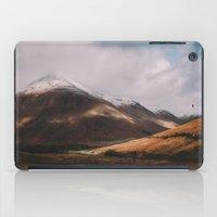 Scottish Highlands iPad Case