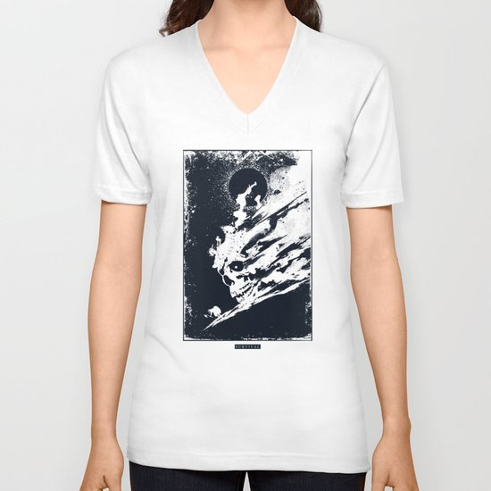 Survival V-neck T-shirt