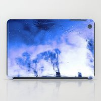 Winter Blue(s) 2>3 iPad Case