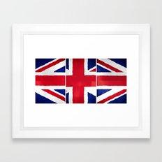 Brexit UK Framed Art Print